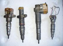 Repuestos de inyecci�n electr�nica Sistema HEUI   DIPARTS SRL