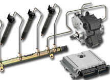 Repuestos de inyecci�n electr�nica COMMON RAIL | DIPARTS SRL