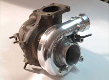 Reparaci�n de turbos alimentadores | DIPARTS SRL